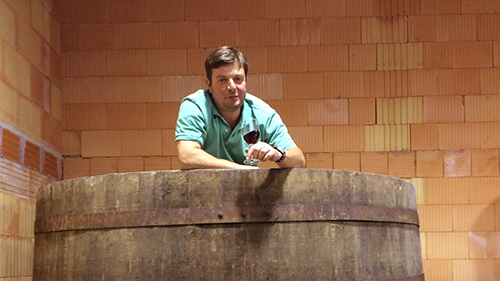 Xavier Bénier & Pinot Noir 2012