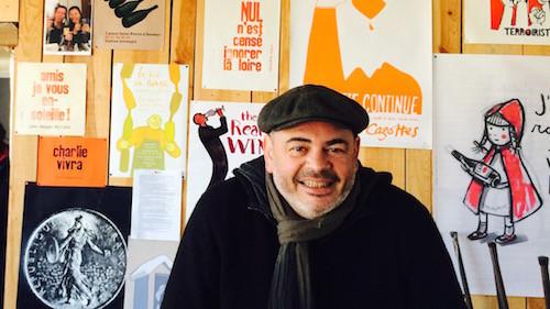Nicolas Reau & Clos des Treilles 2012